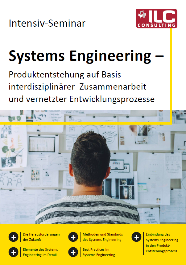 Systems Engineering Seminar - ILC Consulting GmbH