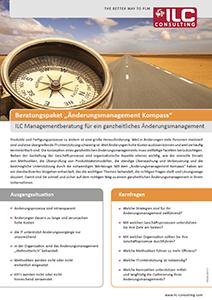 ILC Beratungspaket Änderungsmanagement Kompass